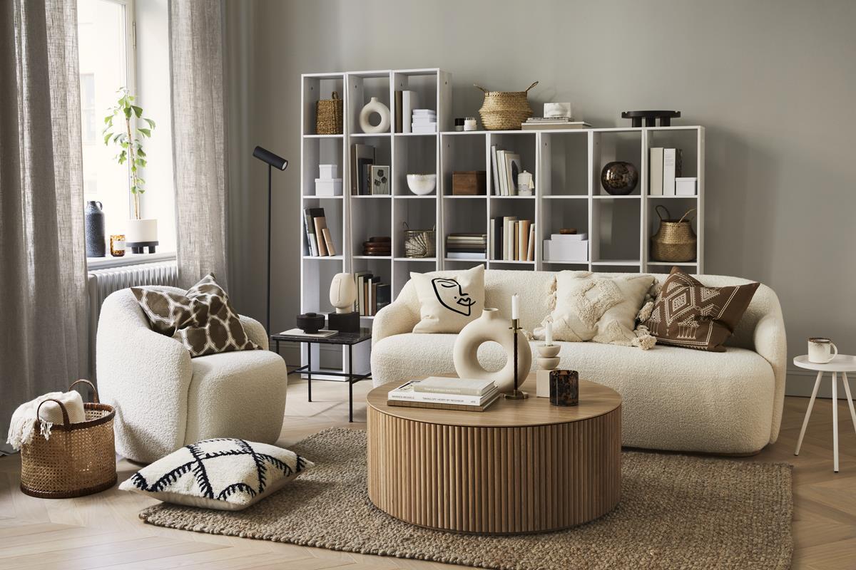 materiały H&M Home